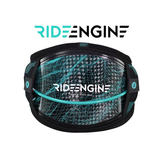 Кайт Трапеция RideEngine 2019 Elite Carbon Sea Engine Green Harness (L) - Артикул 39011 - Фото 1