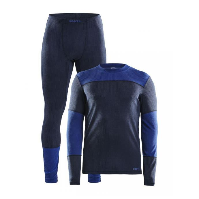 Комплект CRAFT Baselayer - 1905332-396360-CRAFT Baselayer - Цвет Синий - Фото 1