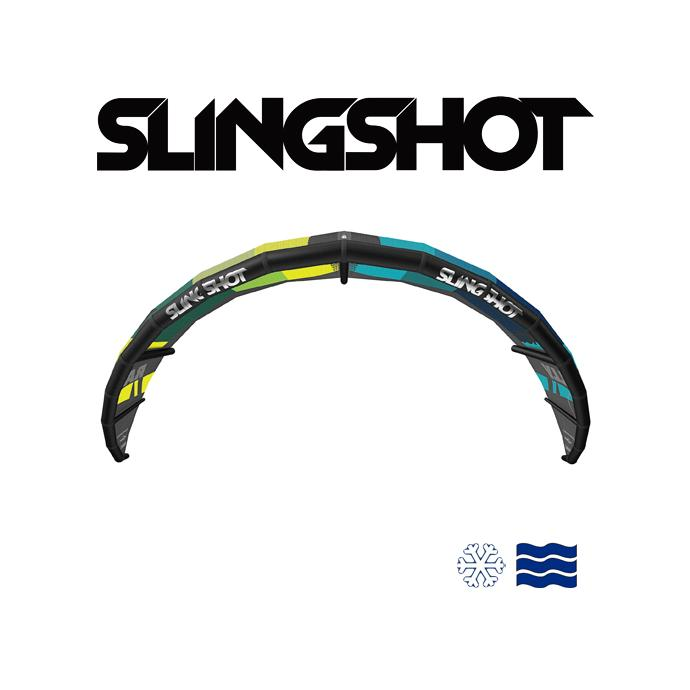 Кайт Slingshot 2019 Rally (Kite Only, 08 m) - Артикул 191300 -- - Фото 2
