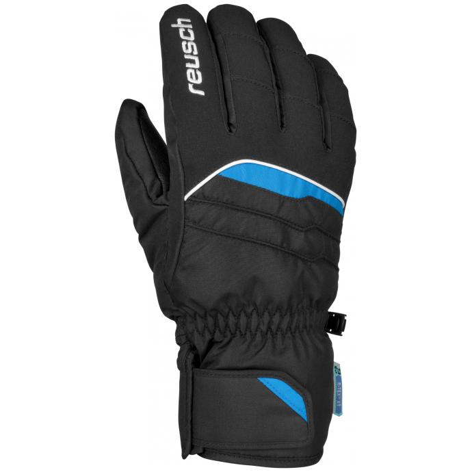 Перчатки Reusch Balin R-TEX® XT унисекс - 4601265 Reusch Balin R-TEX® XT 760 black/ brilliant blue UX - Цвет Синий - Фото 1