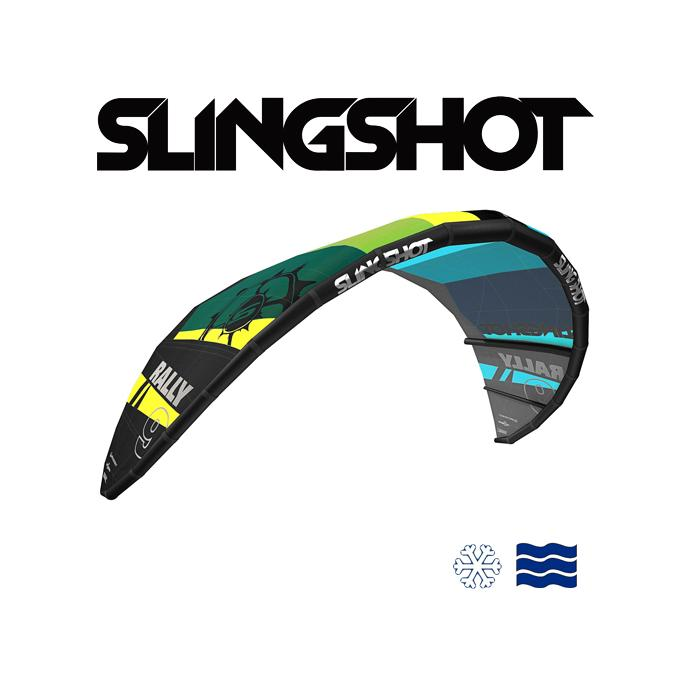 Кайт Slingshot 2019 Rally (Kite Only, 08 m) - Артикул 191300 -- - Фото 3