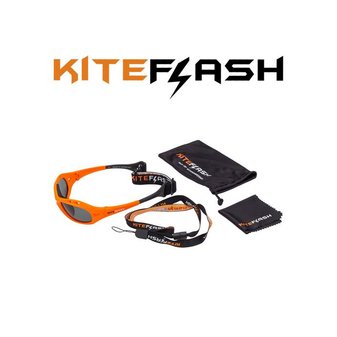 Очки для кайтсерфинга Kiteflash Cape Verde Fresh orange - Артикул 925939 - Фото 3