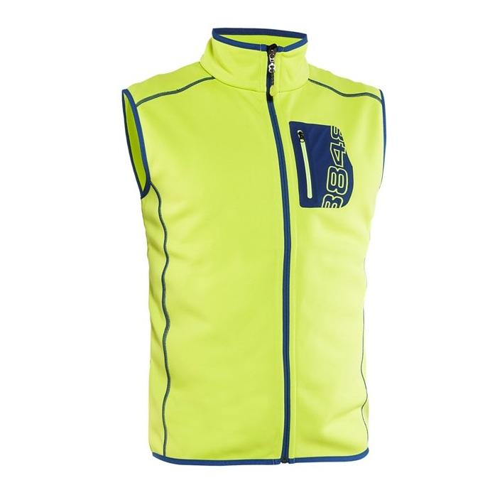 Жилет из флиса 8848 Altitude «DIRECT VEST»  Арт. 7931 - 793183 - 8848 Altitude «DIRECT VEST» lime - Цвет салатовый - Фото 1
