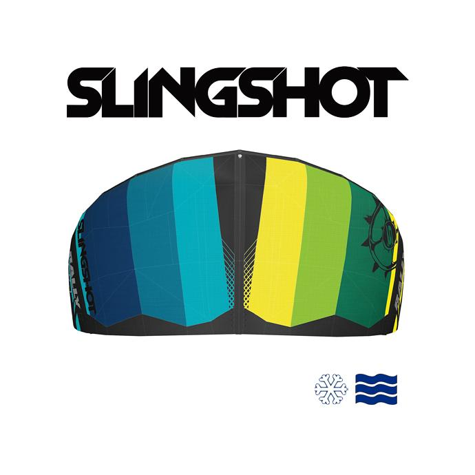 Кайт Slingshot 2019 Rally (Kite Only, 08 m) - Артикул 191300 -- - Фото 5