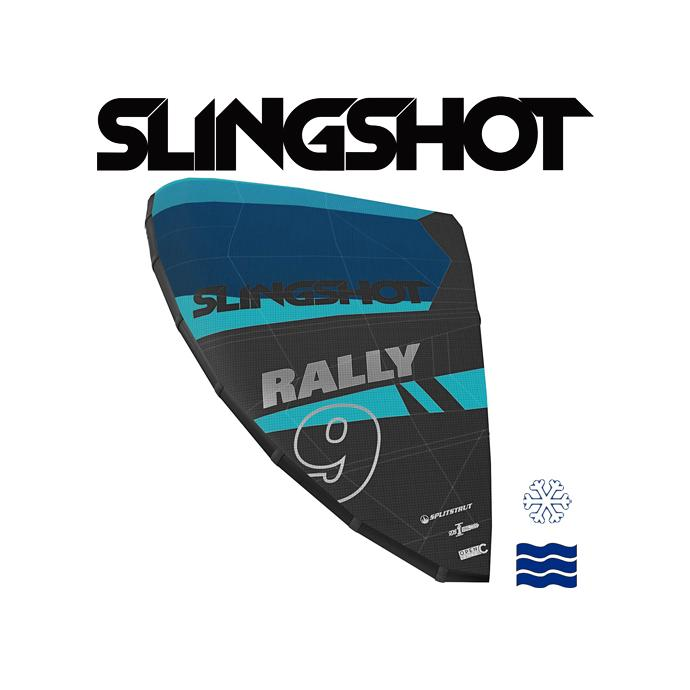 Кайт Slingshot 2019 Rally (Kite Only, 08 m) - Артикул 191300 -- - Фото 6