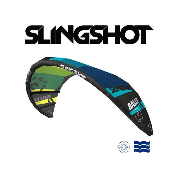 Кайт Slingshot 2019 Rally (Kite Only, 08 m) - Артикул 191300 -- - Фото 7