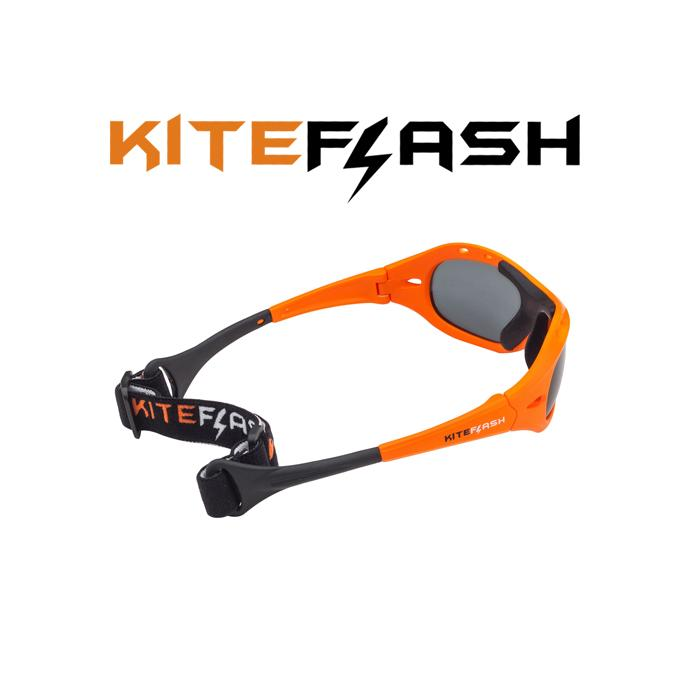 Очки для кайтсерфинга Kiteflash Cape Verde Fresh orange - Артикул 925939 - Фото 2