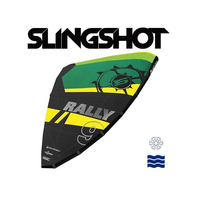 Кайт Slingshot 2019 Rally (Kite Only, 08 m) - Артикул 191300 -- - Фото 8