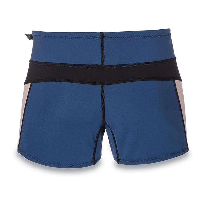 Гидро-шорты жен. DAKINE WOMENS 1MM NEO BOYSHORT CROWN - 10001038 Гидро-шорты жен. DK WOMEN'S 1MM NEO BOYSHORT CROWN BLUE - Цвет Синий - Фото 2