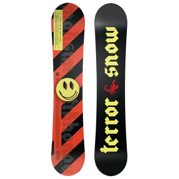 Сноуборды 18/19 Сноуборд TERROR SNOW - GRASS - 2222640 - Цвет red, black, white - Фото 2