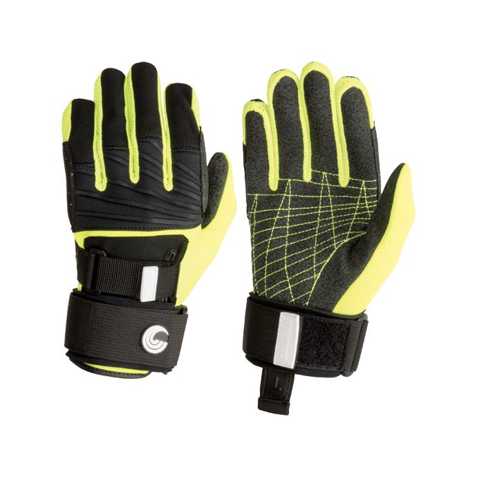 Перчатки Connelly MENS CLAW 3.0 GLOVE Black/Lime - 671760*S17 - Фото 1