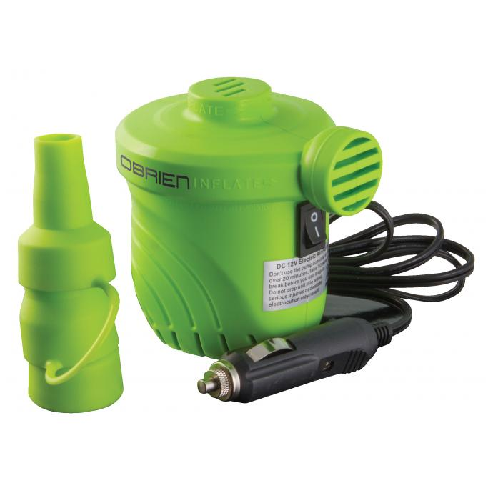 Насос O'Brien 12v HV Inflator (1.09 psi) Lime (LME) - Артикул 2141606*S16 - Фото 1