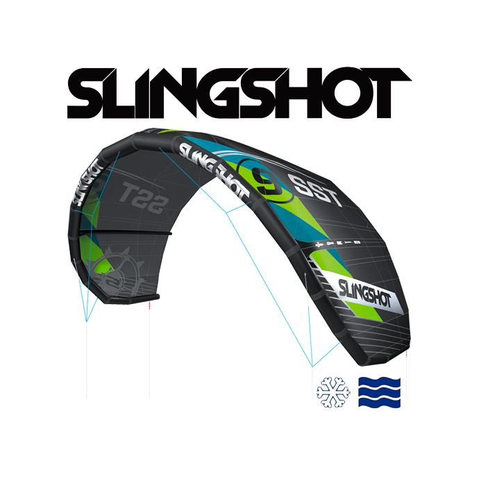 Кайт Slingshot 2018 RPM (Kite Only, 12 m) - Артикул ---72040 - Фото 1