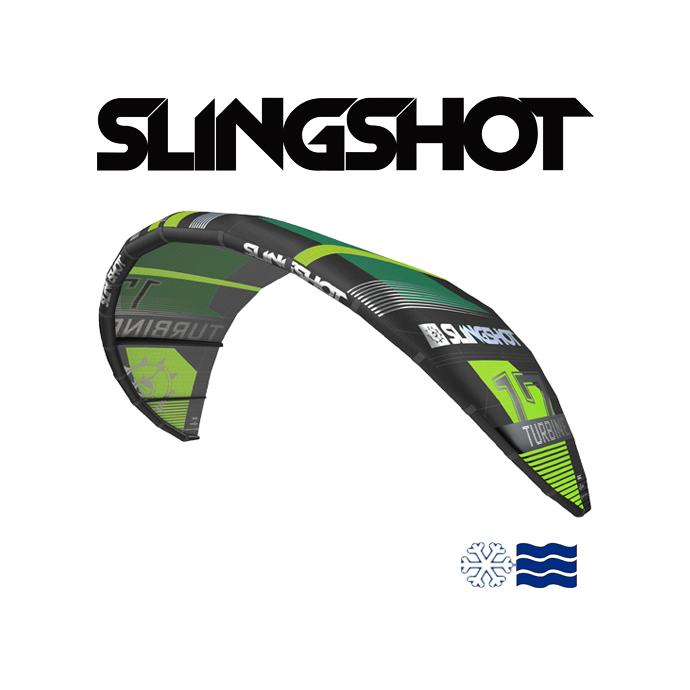 Кайт Slingshot 2018 Turbine (Kite Only, 17 m) - Артикул 181500(05-19)-72048 - Фото 1