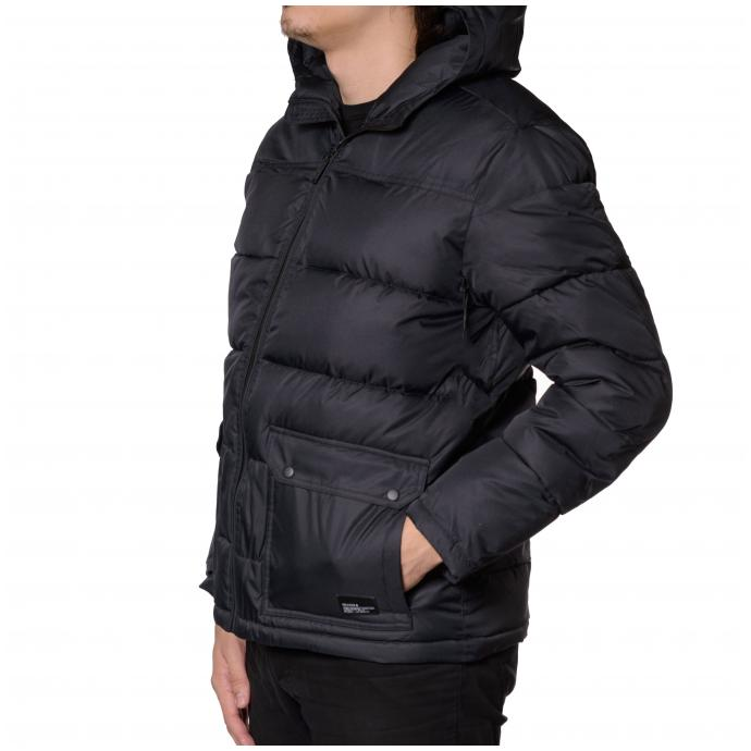 Куртка Городская Nixon MALONE JACKET - 48977 BLACK - Фото 7