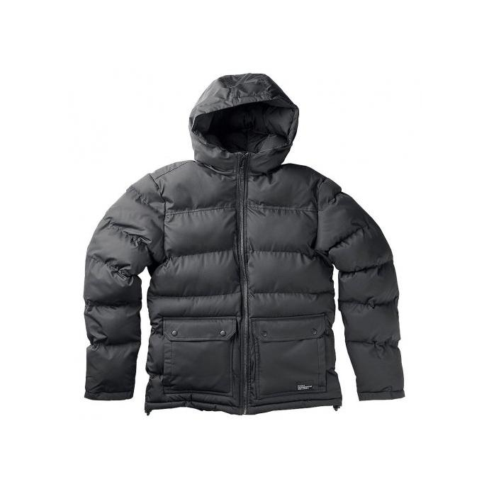 Куртка Городская Nixon MALONE JACKET - 48977 BLACK - Фото 1