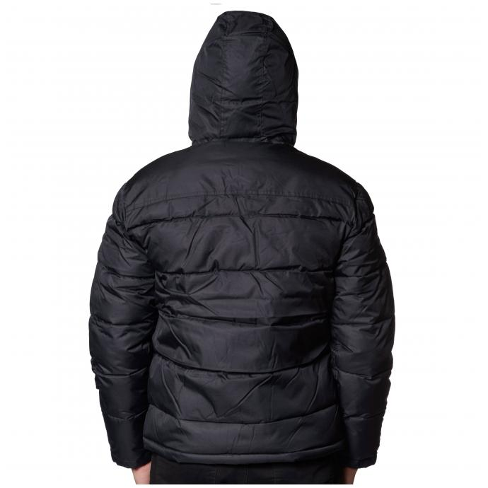 Куртка Городская Nixon MALONE JACKET - 48977 BLACK - Фото 3