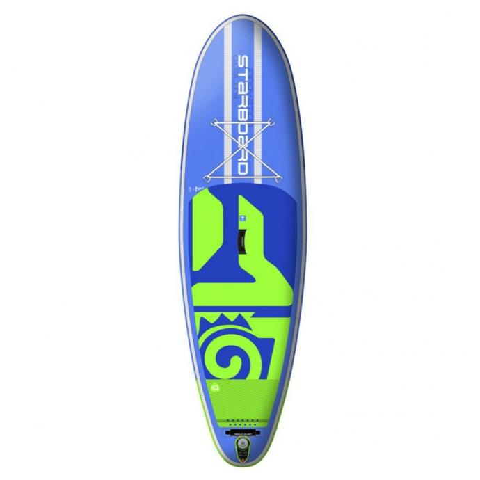 Надувная доска sup STARBOARD WHOPPER ZEN - 88996 ASSORTED - Цвет ASSORTED - Фото 1