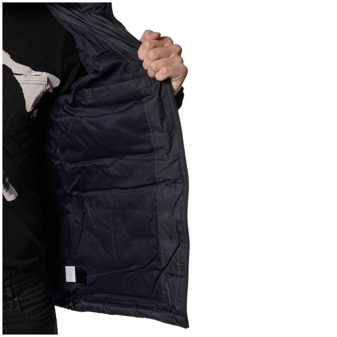 Куртка Городская Nixon MALONE JACKET - 48977 BLACK - Фото 6