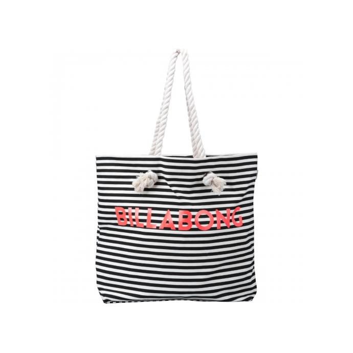 Сумка Billabong ESSENTIAL BAG - 52170 BLK/WHITE - Цвет BLK/WHITE - Фото 1