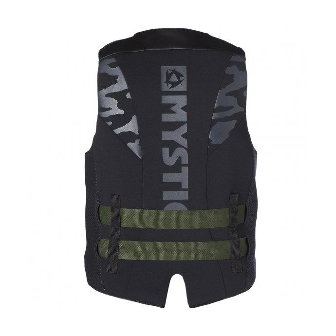 Жилет Водный Mystic STROKE WAKEBOARD VEST MEN - 46593 BLACK - Фото 2