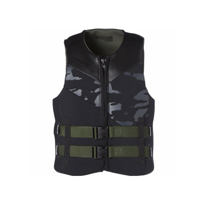 Жилет Водный Mystic STROKE WAKEBOARD VEST MEN - 46593 BLACK - Фото 1