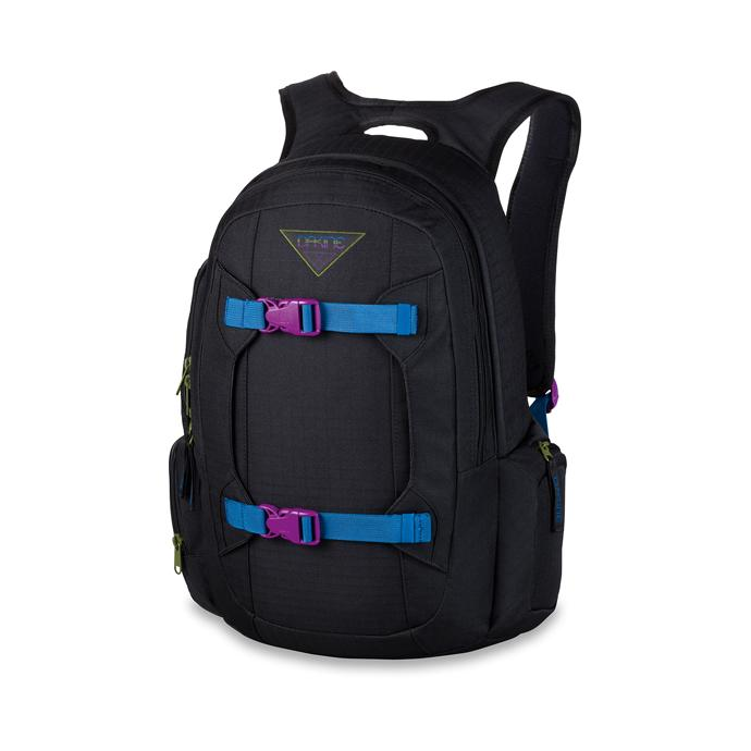 DK15 Рюкзак жен. WOMENS MISSION 25L - 09BP1V 0RP BLACK RIPSTOP - Цвет 0RP BLACK RIPSTOP - Фото 1
