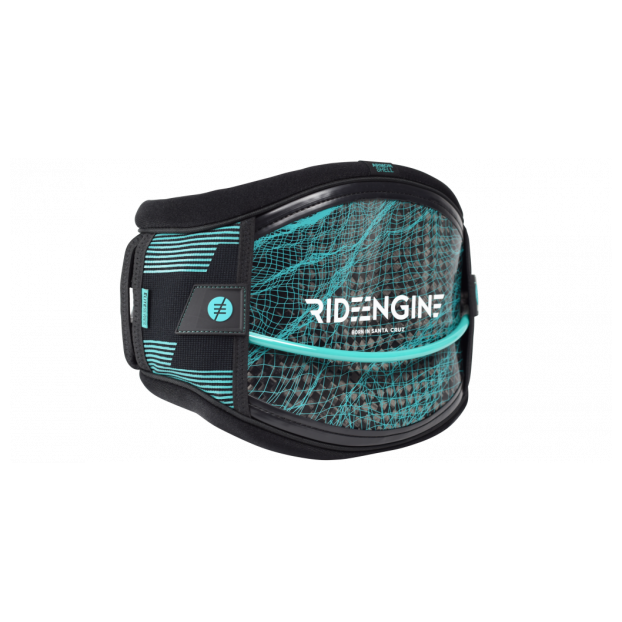 Кайт Трапеция RideEngine 2019 Elite Carbon Sea Engine Green Harness (L) - Аритикул 39011 - Фото 2