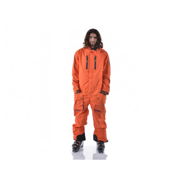 Комбинезон 8848 Altitude «STRIKE SKI SUIT-2» Арт: 7938 - Аритикул 793831 - 8848 Altitude «STRIKE SKI SUIT» orange M - Фото 1