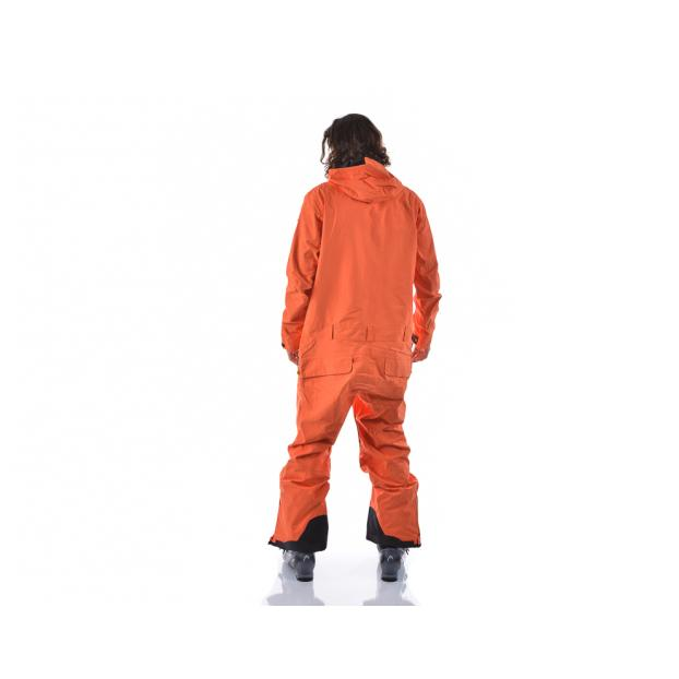 Комбинезон 8848 Altitude «STRIKE SKI SUIT-2» Арт: 7938 - Аритикул 793831 - 8848 Altitude «STRIKE SKI SUIT» orange M - Фото 3