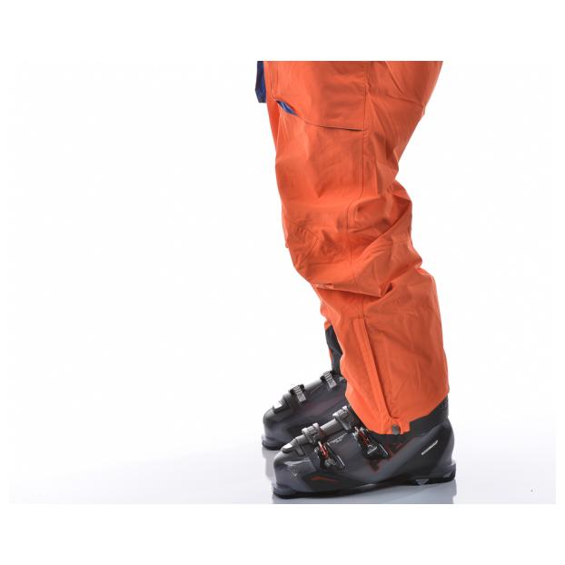 Комбинезон 8848 Altitude «STRIKE SKI SUIT-2» Арт: 7938 - Аритикул 793831 - 8848 Altitude «STRIKE SKI SUIT» orange M - Фото 4