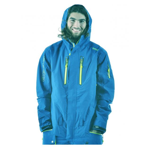 Комбинезон 8848 Altitude «STRIKE SKI SUIT-2» - Аритикул 8848 Altitude «STRIKE SKI SUIT-2» (Blue) L - Фото 5