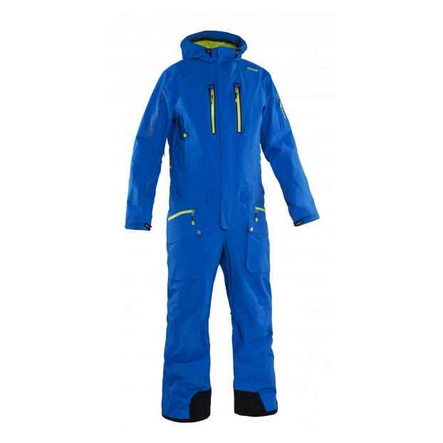 Комбинезон 8848 Altitude «STRIKE SKI SUIT-2» - Аритикул 8848 Altitude «STRIKE SKI SUIT-2» (Blue) L - Фото 1