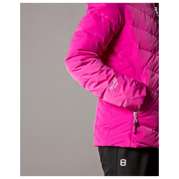 Куртка детская 8848 ALTITUDE Evon jr. Down Jacket 2018 - Аритикул 8823 -Evon jr. Down Jacket-Black-140 - Фото 12