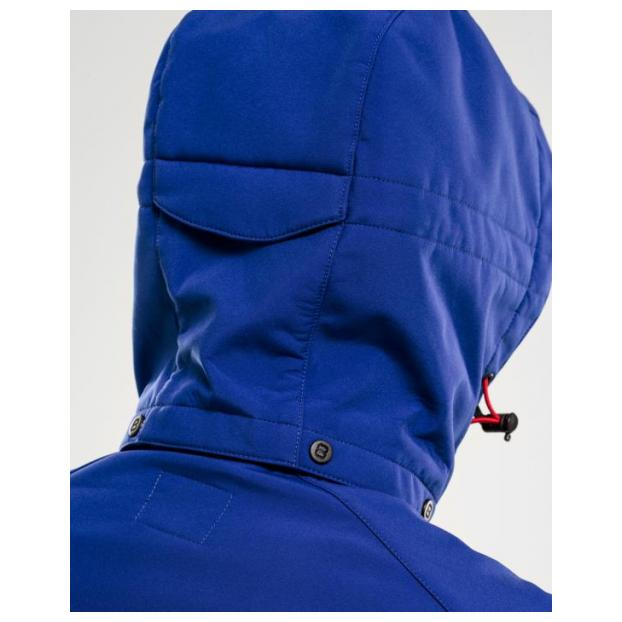 Куртка для беговых лыж 8848 Altitude «DAFT SOFTSHELL» - Аритикул 7312 8848 Altitude «DAFT SOFTSHELL» Blue - S - Фото 5