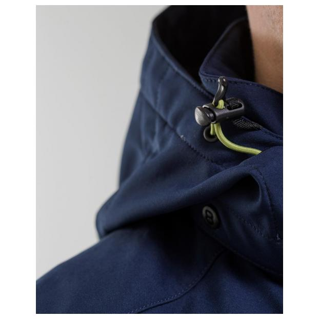 Куртка для беговых лыж 8848 Altitude «DAFT SOFTSHELL» - Аритикул 7312 8848 Altitude «DAFT SOFTSHELL» Blue - S - Фото 10