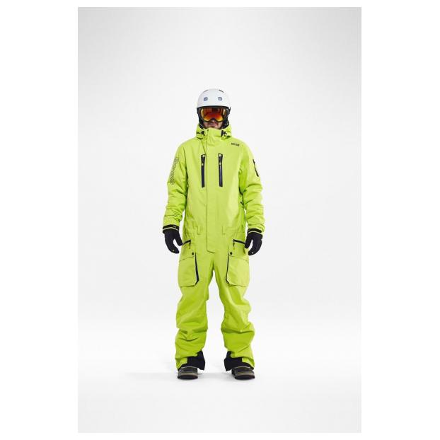 Комбинезон 8848 Altitude «STRIKE SKI SUIT» - Аритикул CLONE::8728::793840 - 8848 Altitude «STRIKE SKI SUIT» berliner blue - Фото 1