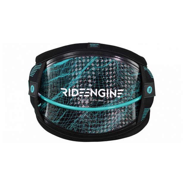 Кайт Трапеция RideEngine 2019 Elite Carbon Sea Engine Green Harness (L) - Аритикул 39011 - Фото 1