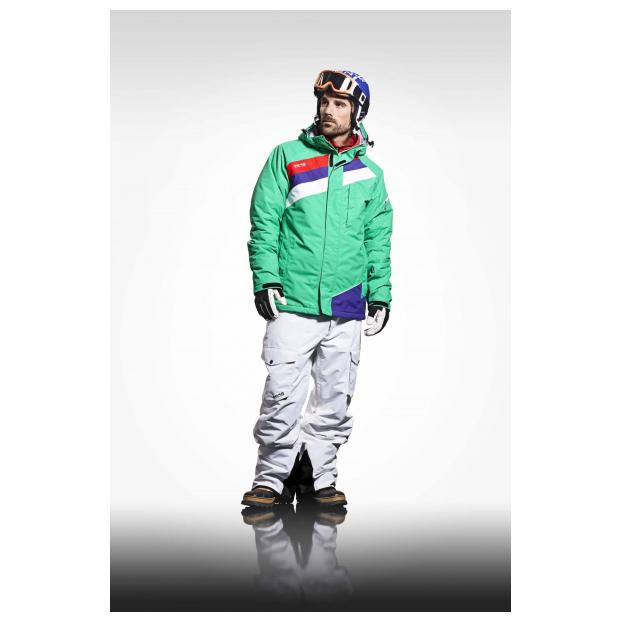 "Горнолыжная куртка 8848 Altitude ""RIDGE"" - Аритикул 7660 (XS) 8848 Altitude ""Ridge Jacket"" (white) - Фото 1"