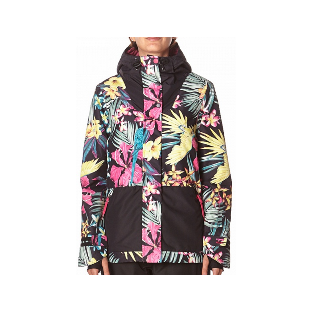 Куртка BILLABONG CHEEKY JACKET FW15 - Аритикул CHEEKY JACKET FW15 Tropical L - Фото 7
