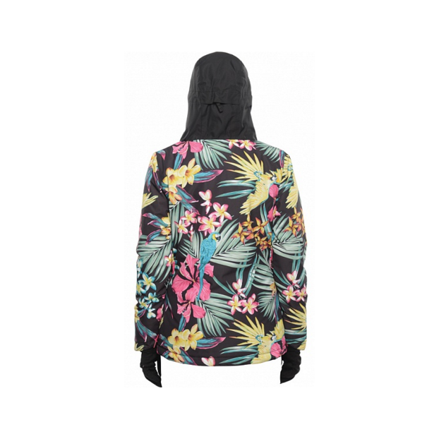 Куртка BILLABONG CHEEKY JACKET FW15 - Аритикул CHEEKY JACKET FW15 Tropical L - Фото 8